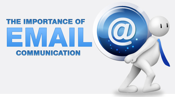 Importance of email communication