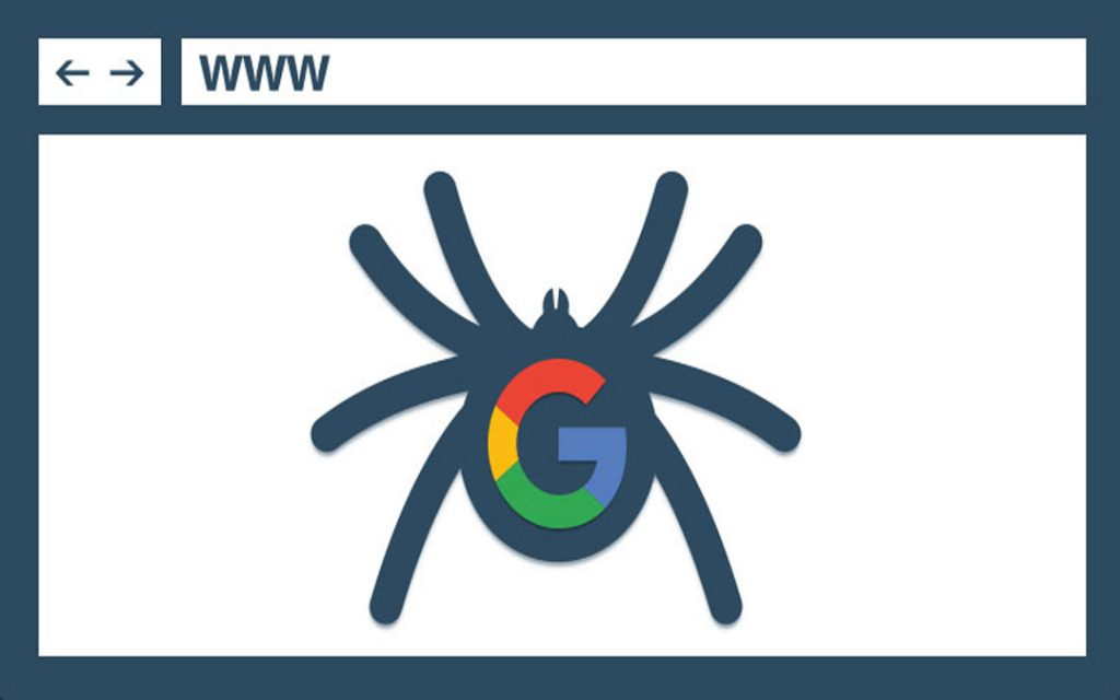make sure google crawls your web pages.